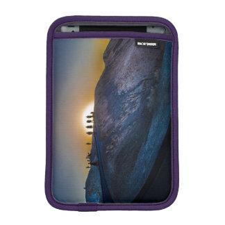 Capa De iPad Mini Por do sol do ponto do zabriskie do Vale da Morte