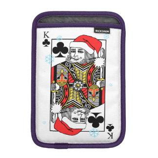 Capa De iPad Mini Rei do Feliz Natal dos clubes