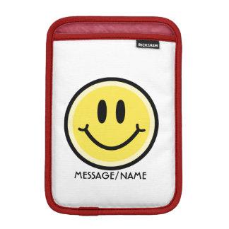 Capa De iPad Mini Sorriso amarelo