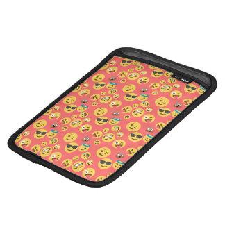 Capa De iPad Mini Teste padrão vermelho parvo de Emoji