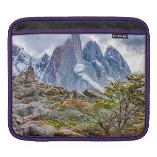 Capa De iPad Montanhas nevado no EL Chalten Argenti de Laguna
