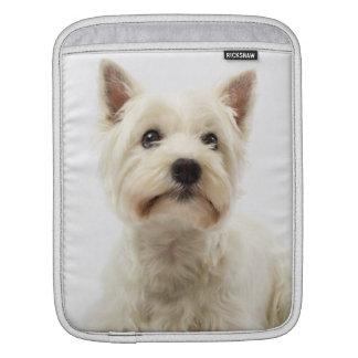 Capa De iPad Montanhas ocidentais brancas adoráveis Terrier