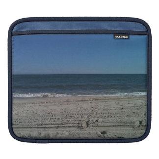 Capa De iPad Ondas de oceano no caso do iPad da foto da praia