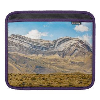 Capa De iPad Patagonia nevado Argentina das montanhas de Andes