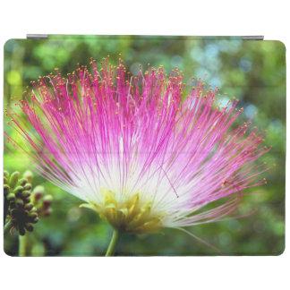 Capa de ipad persa da flor da árvore de seda