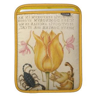 Capa De iPad scorpio amarelo da tulipa