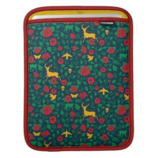 Capa De iPad Símbolos da vida de Frida Kahlo |