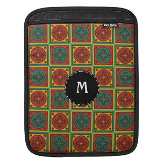 Capa De iPad Teste padrão da tapeçaria