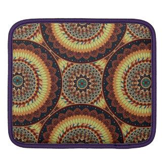 Capa De iPad Teste padrão floral étnico abstrato colorido da