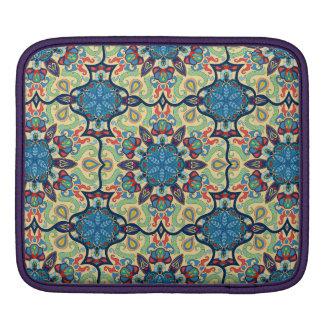 Capa De iPad Teste padrão floral étnico abstrato colorido de da