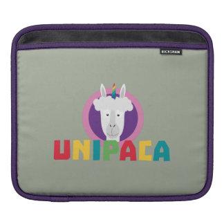 Capa De iPad Unicórnio Unipaca Z4srx da alpaca