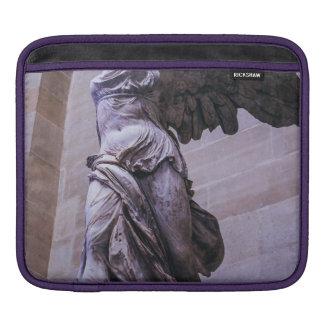 Capa De iPad Vitória voada de Samothrace, Louvre, Paris