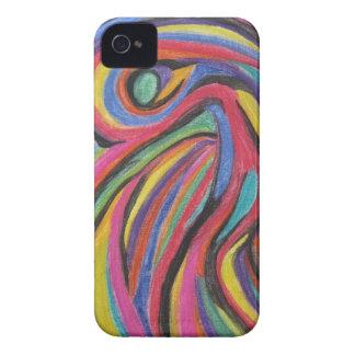 Capa de iphone 4 abstrato capa para iPhone 4 Case-Mate