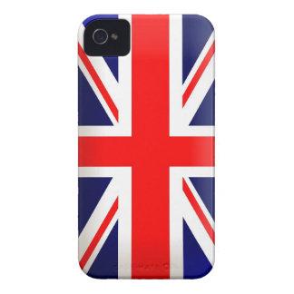 Capa de iphone 4 britânico da bandeira capa para iPhone