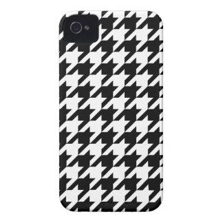 Capa de iphone 4 clássico do teste padrão de capa para iPhone 4 Case-Mate