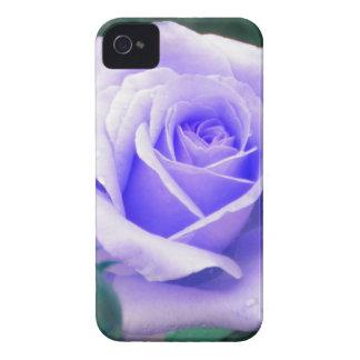 Capa de iphone 4 cor-de-rosa da lavanda pálida
