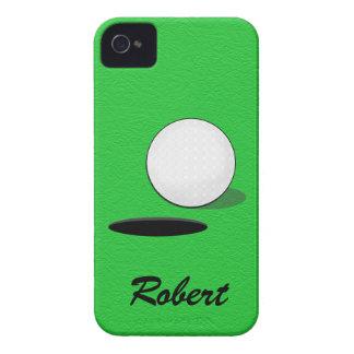 Capa de iphone 4 do golfe capa para iPhone 4 Case-Mate
