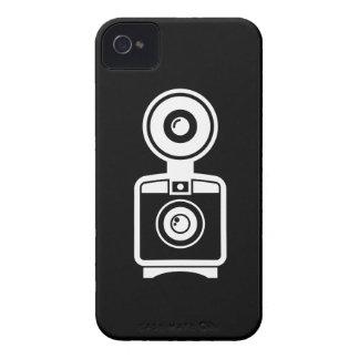 Capa de iphone 4 do pictograma da câmera do capinhas iPhone 4