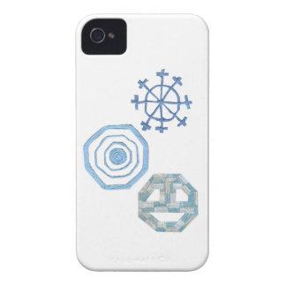 Capa de iphone 4 especial do floco de neve