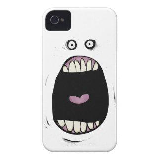 Capa de iphone 4 gritando do monstro