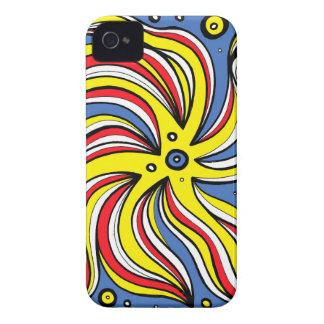 Capa de iphone 4 legal bonito original capa para iPhone 4 Case-Mate