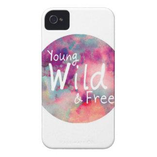 Capa de iphone 4 novo, selvagem, e livre capinha iPhone 4