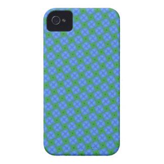 Capa de iphone 4 original do azul da forma capa para iPhone 4 Case-Mate