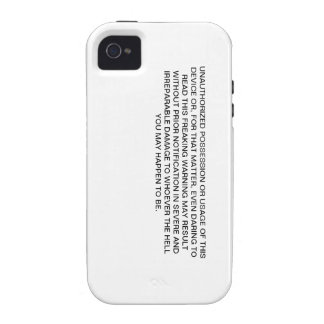 Capa de iphone 4 original, engraçado capas para iPhone 4/4S