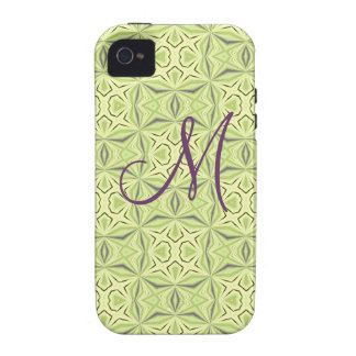 Capa de iphone 4 verdes macios da case mate do tes capa para iPhone 4/4S