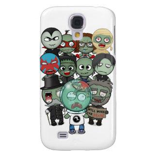 Capa de ipod da parada do zombi