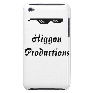 Capa de ipod das produções de Higgon