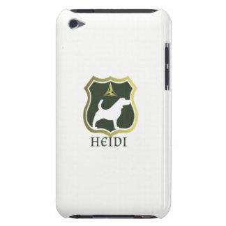 Capa de ipod de Heidi