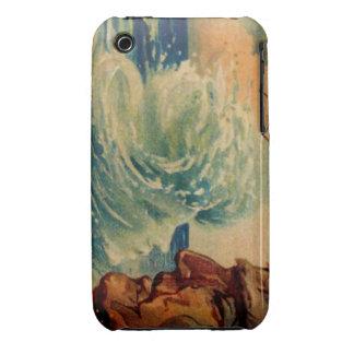 Capa de ipod do vintage capas para iPhone 3 Case-Mate