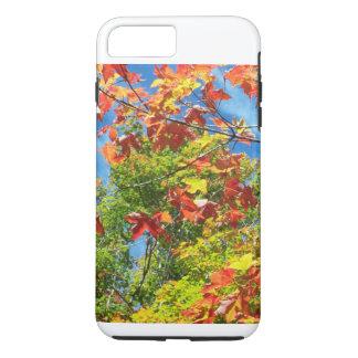 Capa de ipod em mudança da natureza das folhas