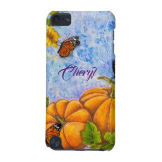 Capa de ipod personalizada com borboleta &