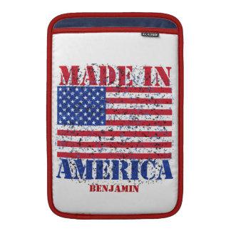 Capa De MacBook Air Feito em América