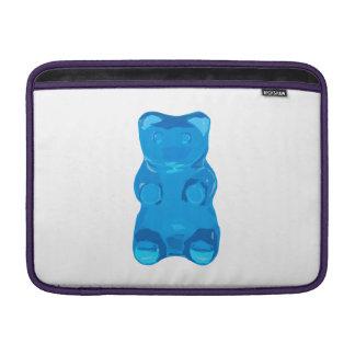 Capa De MacBook Air Ilustração azul de Gummybear