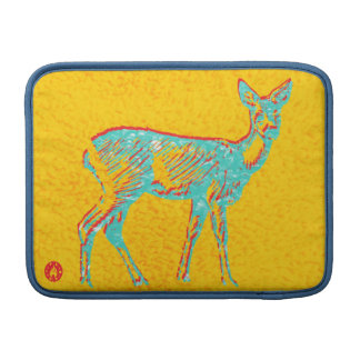 Capa De MacBook Air Mente dos cervos