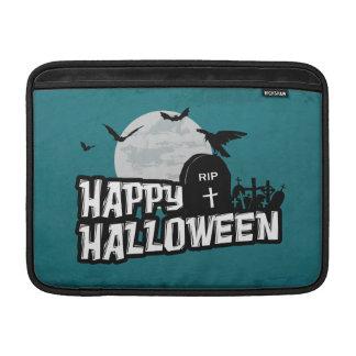 Capa De MacBook Air O Dia das Bruxas feliz