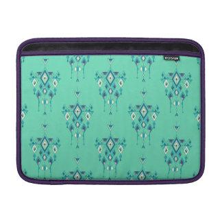Capa De MacBook Air Ornamento asteca tribal étnico do vintage
