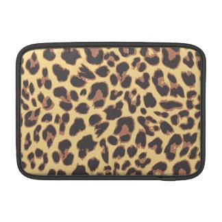 Capa De MacBook Air Padrões da pele animal do impressão do leopardo