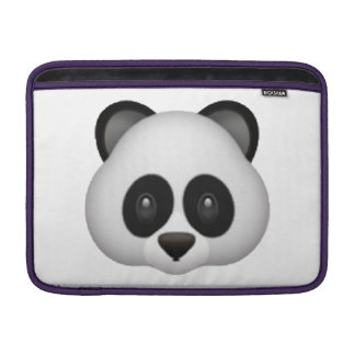 Capa De MacBook Air Panda - Emoji