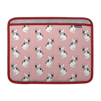 Capa De MacBook Air Playtime do divertimento para o único Frenchie