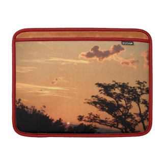 Capa De MacBook Air Sunset Rickshaw revestimento protetor