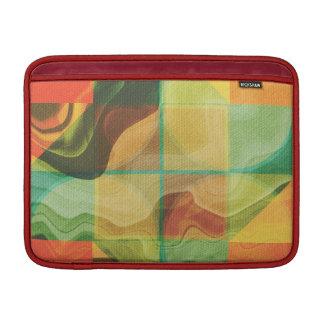 Capa De MacBook Air Trabalhos de arte abstratos