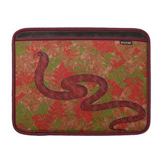 Capa De MacBook Cobra do outono