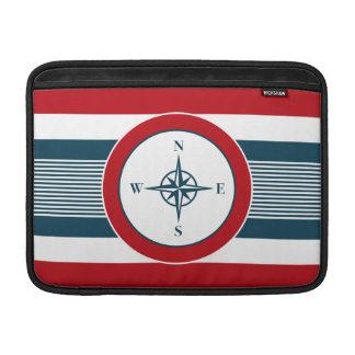 Capa De MacBook Design náutico