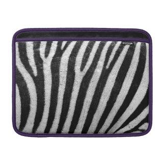 Capa De MacBook Impressão da pele da zebra