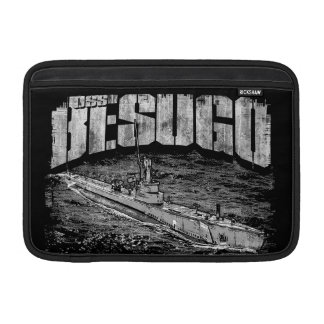 Capa De MacBook Luva submarina do rickshaw do ar de Besugo Macbook