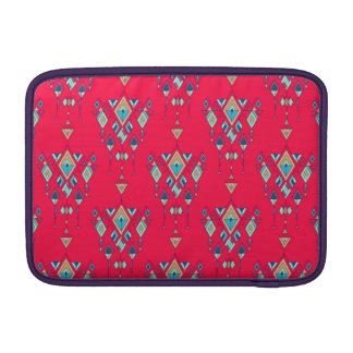 Capa De MacBook Ornamento asteca tribal étnico do vintage